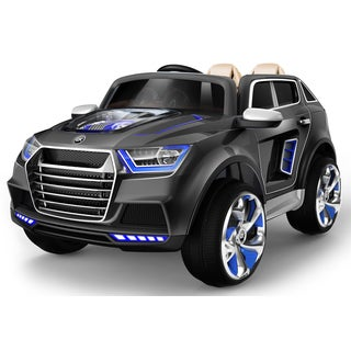 Best Ride On Car Q-731- SUV 12V Black