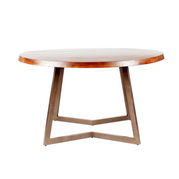 Aurelle Home Belvedere Large Round Dining Table