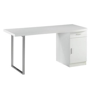 Aurelle Home Writing Desk White