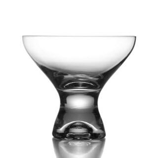 Fitz and Floyd Gina Martini Glasses (Set of 4)