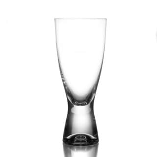 Fitz and Floyd Gina Pilsner Glasses (Set of 4)