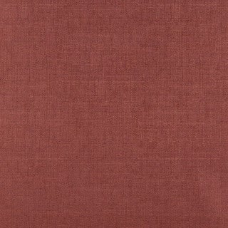 G871 Dark Red Linen/ Denim Look Faux Leather Upholstery Polyurethane (By The Yard)