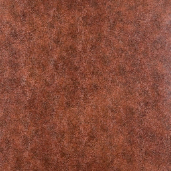 G885 Saddle Rich Italian Leather Look Polyurethane Faux Leather (By The Yard)