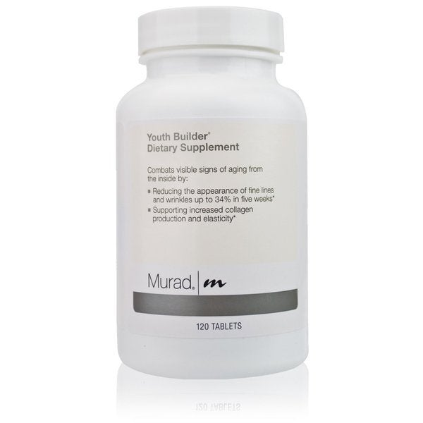 Murad Youth Builder Collagen Supplement (120 Count)