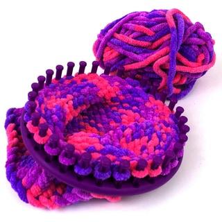 Creative Circle Loom Knitting Kit Moonstruck