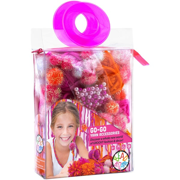 Go Go Yarn Accessories Kit Juicy Pink