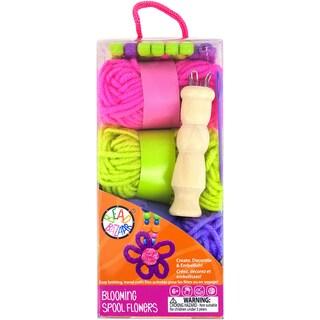 Spool Flowers Knitting Kit