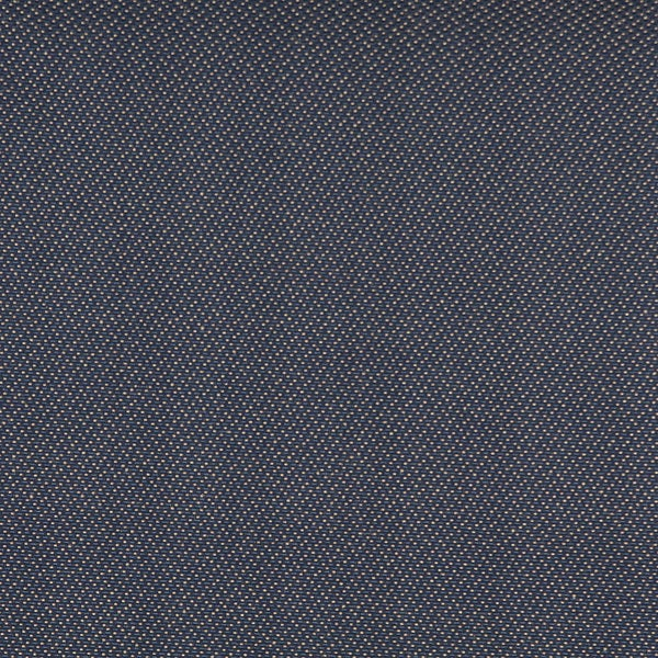 C744 Navy and Gold Speckled Durable Upholstery Fabric (By The Yard)