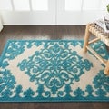 Nourison Aloha Indoor/ Outdoor Area Rug (2'8 x 4')