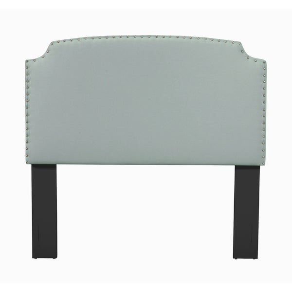 Grosvenor Dusty Aqua Headboard-Bench Collection