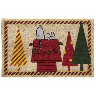 Peanuts by Nourison Welcome Ivory Door Mat (1'6 x 2'4)