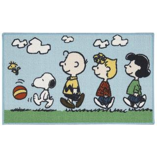 Peanuts by Nourison Friends Multicolor Accent Rug (1'6 x 2'6)