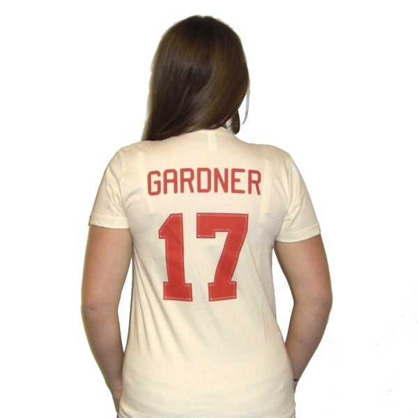 Evelyn Gardner Peaches Jersey T-Shirt Costume A League of Their Own