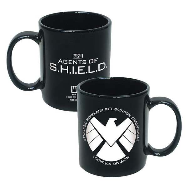Marvel Agents of S.H.I.E.L.D. 20-ounce Coffee Mug