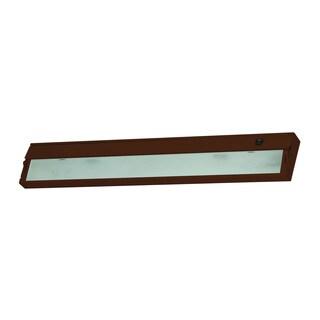 Cornerstone Aurora 3 Light Under Cabinet Light In Bronze