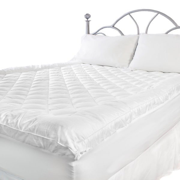 Deluxe 300 Thread Count Cotton Top Fiberbed