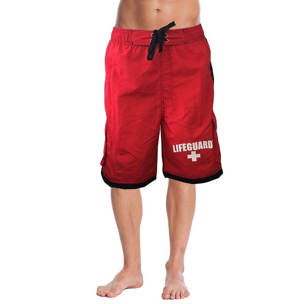 Men's LIFEGUARD Active Swim Short