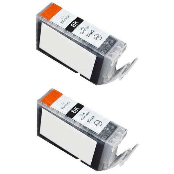 Canon PGI-5 5 Black Ink Cartridge (Pack of 2)