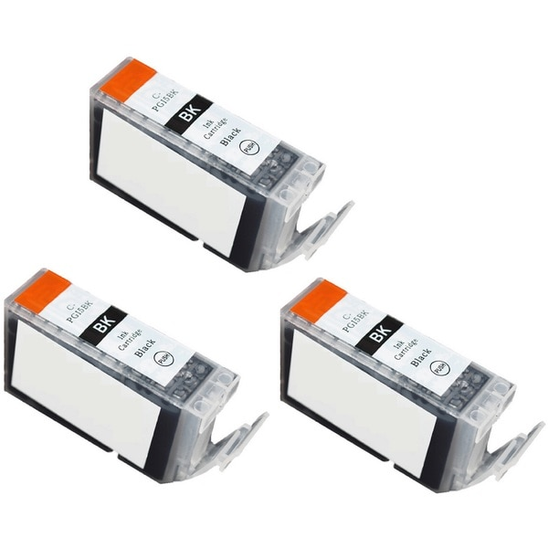 Canon PGI-5 5 Black Ink Cartridge (Pack of 3)