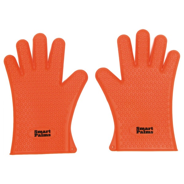 Smart Palms Silicone Grilling/ Oven Glove One Pair
