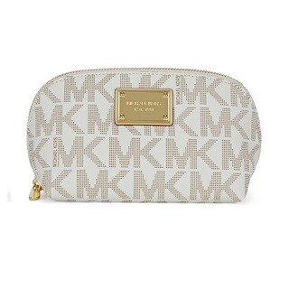Michael Kors Jet Set Signature Large Travel Pouch