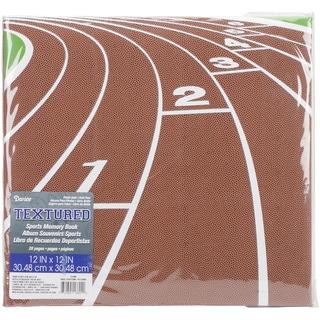 Darcie Textured Post Bound Album 12inX12in Track