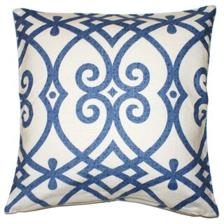 Florence 17-inch Feather and Down Filled Throw Pillow