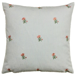 Georgiana 18-inch Feather and Down Filled Throw Pillow