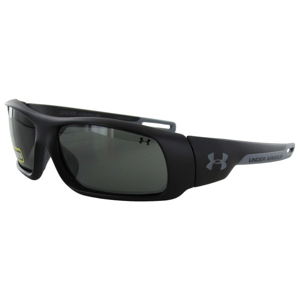 Under Armour Mens Hammer Polarized Sport Sunglasses