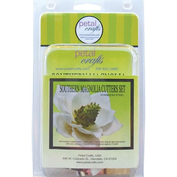 Cutter & Veiner Set 8/Pkg Southern Magnolia