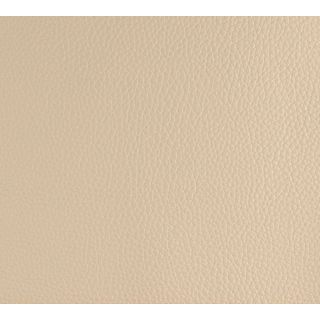 G650 Beige Pronounced Leather Grain Upholstery Recycled Leather by the Yard