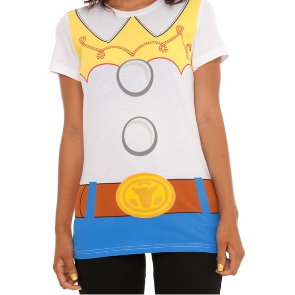Women's Toy Story Jessie T-shirt Costume