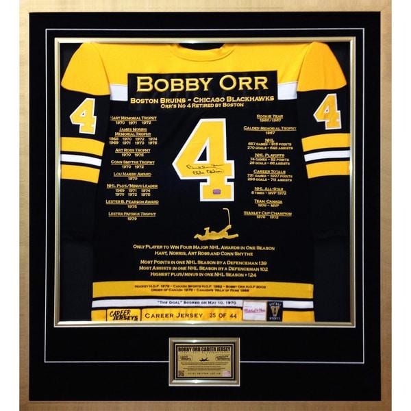 Bobby Orr Elite Edition Career Jersey 15627087