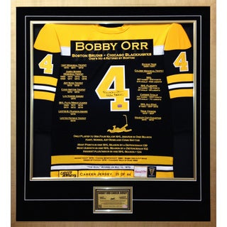 Bobby Orr Elite Edition Career Jersey