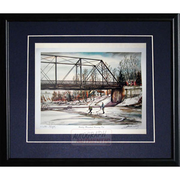 Gretzky Homestead Lithograph