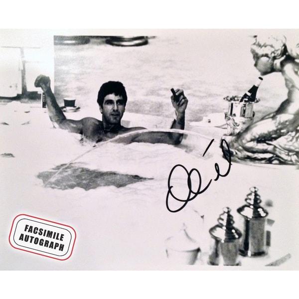 Scarface Al Pacino Facsimile Autograph