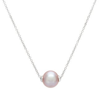 Bliss by Damiani Evergreen Rolling 18k White Gold Necklace