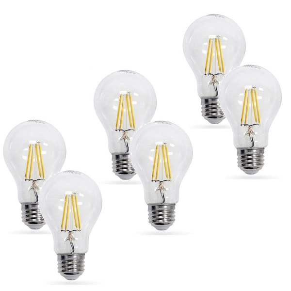 Artiva USA LED Filament Light Bulb 2700K Warm Light