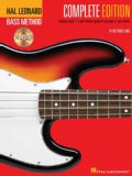 Hal Leonard  Bass Method: Books 1,2 & 3 Bound Together in One Easy-to-Use Volume! with Cd