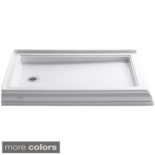Kohler Memoirs 48 inches x 34 inches Double Threshold Shower Receptor