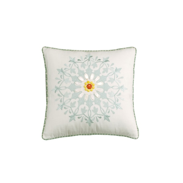 Echo Design Jaipur Square Pillow