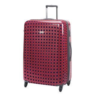 Happy Chic by Jonathan Adler Cain 29-inch Hardside Spinner Upright Suitcase