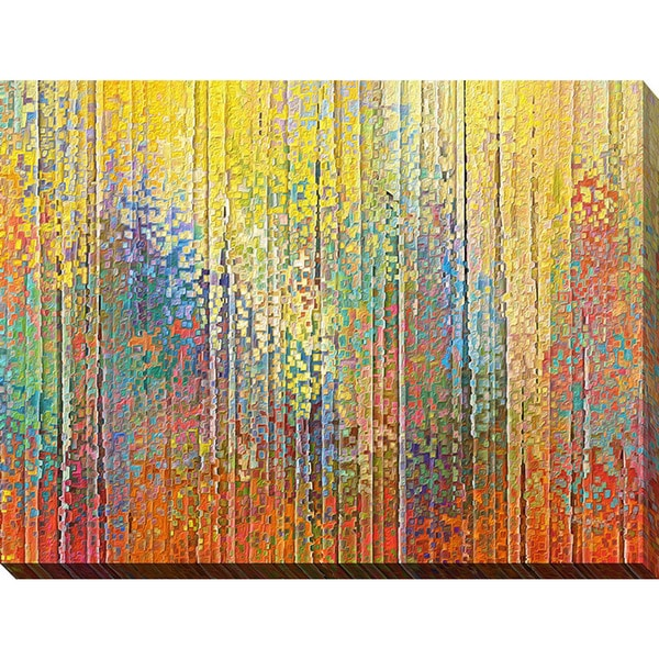 Mark Lawrence 'See the Goodness of the Lord' Giclee Print Canvas Wall Art