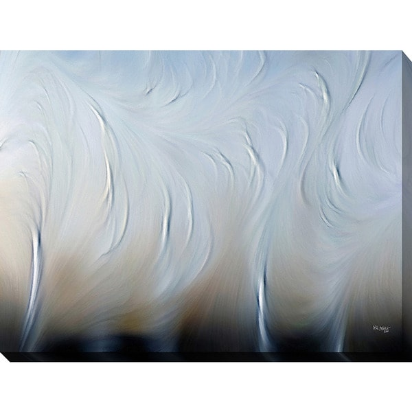 Mark Lawrence 'The Wings of the Wind' Giclee Print Canvas Wall Art