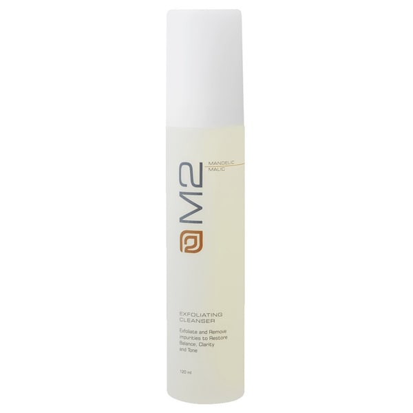 M2 Skincare 120ml Exfoliating Cleanser