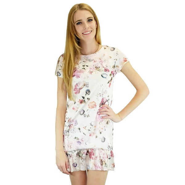 Relished Women's Patsy Pink Floral Dress