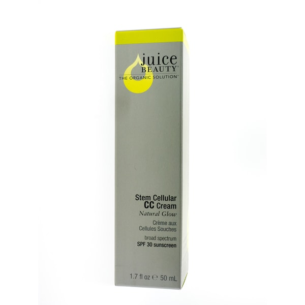 Juice Beauty Stem Cellular 1.7-ounce Natural Glow CC Cream