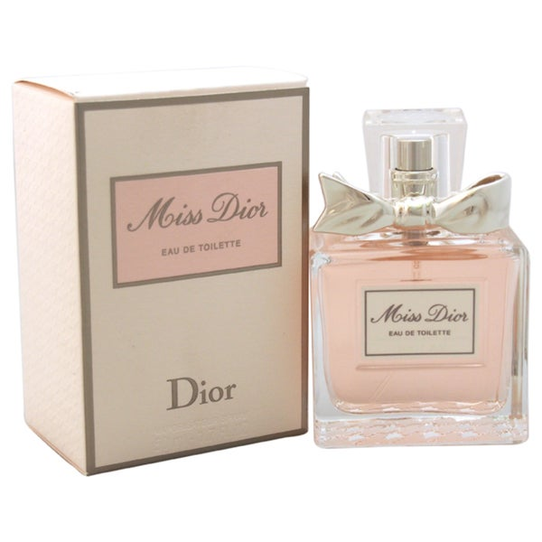 Christian Dior Miss Dior 1.7-ounce Women's Eau de Toilette Spray