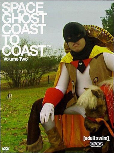 Space Ghost Coast to Coast: Vol 2 (DVD)