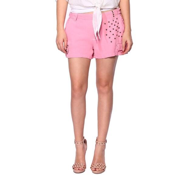 Da Nang Women's Shorts Girls Causal Pants Floral Pattern Soft Silk Hotpants Summer Beach